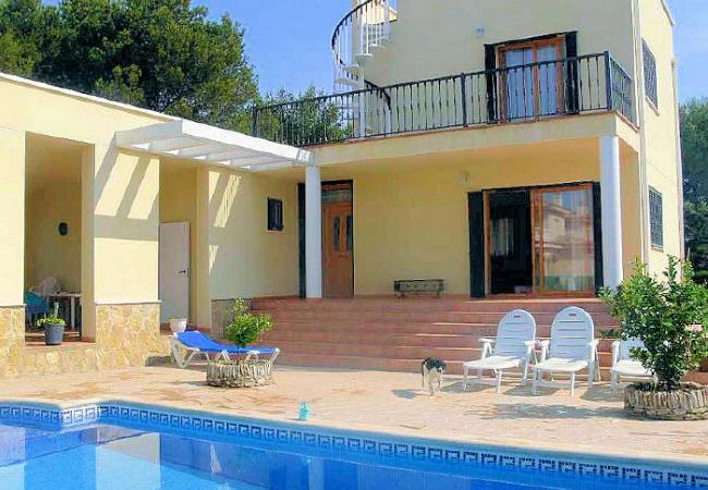 Villa à Ametlla de Mar - AME452