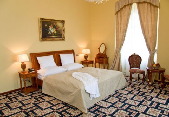 Hotel in Zbiroh - Kasteel Hotel Zbiroh