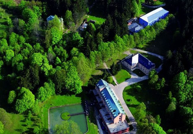 Hotel in Pocátky - Resort Svata Katerina - Pocátky