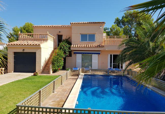 Villa en Ametlla de Mar - CAL52