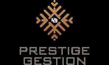Logo Prestige Gestion, agence de location d'appartements et de chalets à l'Alpes d'Huez