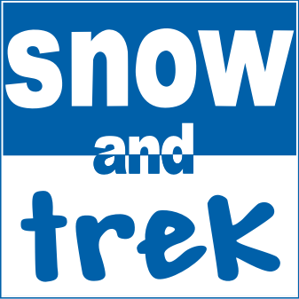 Snow and Trek Morzine logo and Homepage link